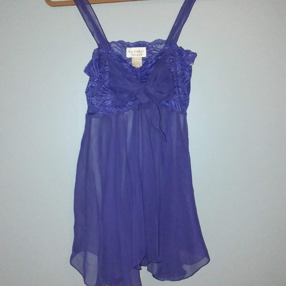 Victoria's Secret Other - Victoria's Secret Vintage Nightie Gold Label